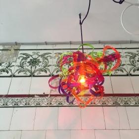 die bunten und kreativ außergewöhnlichen Lampen von Stefan Wielands WIELAMP