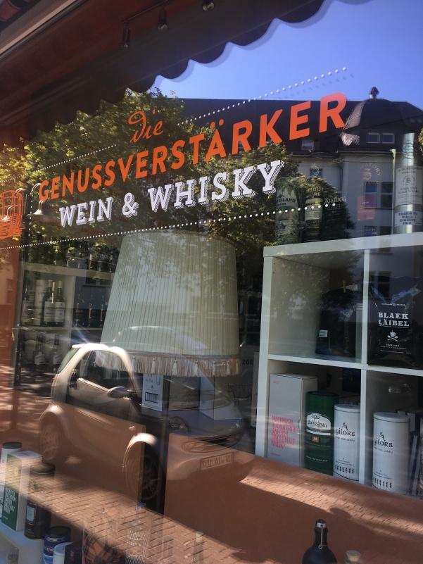 Die Genussverstärker: Wein & Whisky