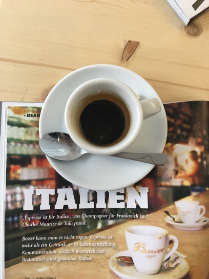 Espresso: Feels Like Bella Italia