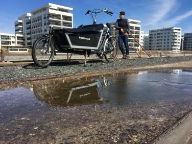 Andreas möchte mit seinem Fahrradgeschäft jedem ans Herz legen, sich intensiver mit dem Thema Rad auseinanderzusetzen.