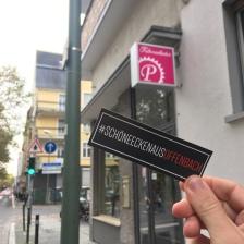 """Eine weitere """"schöne Ecke aus Offenbach."""" Pedalinski der Fahrradausstatter!"""