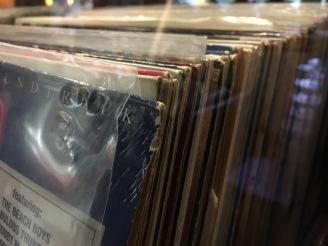 Nostalgisch & zeitgemäß zugleich! #Schallplatten