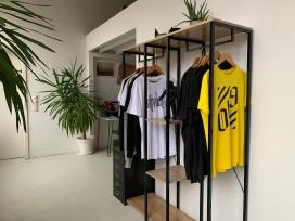 Eine kleine Auswahl seiner Streetwear Kollektion: Offenbach Neue