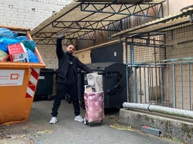 Bääm: I Don't give a Fuck! Scheiß auf die Hater!!