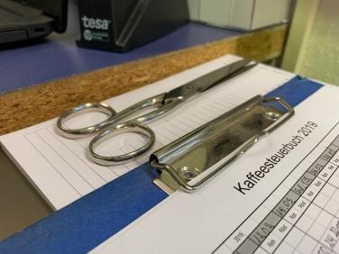 Zu einem Handwerk gehört eben auch Schreibkram. Bürokratie muss sein!