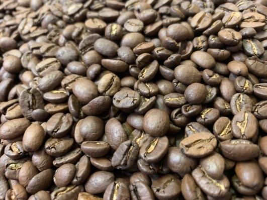 Kaffeebohnen! Unser tägliches Brot!