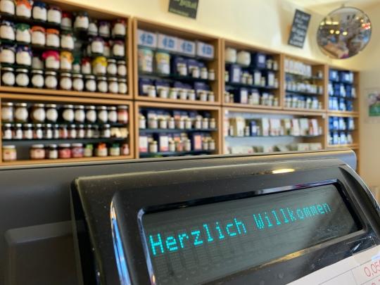 Herzlich Willkommen in der Kaffeerösterei Laier!
