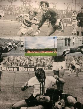 Viele unvergessliche Momente in der Geschichte der Offenbacher Kickers.
