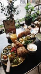 Auch die üppigen Frühstückkreationen im My Piecycle können sich sehen lassen!