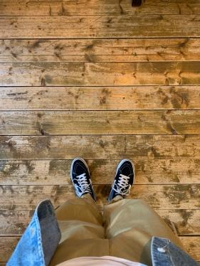 Jede Menge Holz ...