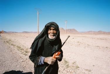 Die ständigen Begegnungen sowie die Gastfreundlichkeit der Einheimischen, haben Julien sehr beeindruckt! (Foto © Patrick Pilz)